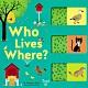Who Lives Where? 動物的家在哪裡?配對遊戲書 product thumbnail 1