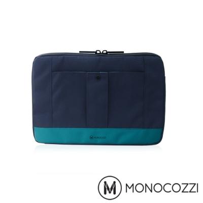 MONOCOZZI Gritty 保護內袋 for Macbook Air 11吋-海洋藍