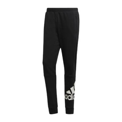 adidas 長褲 Favorites Track Pants 男 愛迪達 縮口褲 口袋 基本款 運動休閒 黑 白 GD5041