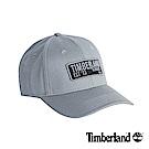 Timberland 灰色刺繡斜織布棒球帽