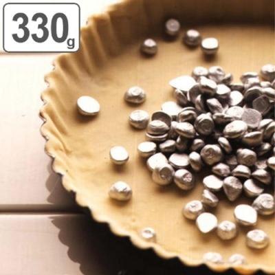日本[Cake Land] 鋁製壓派石(重石) 330g