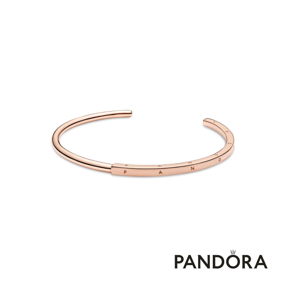 【Pandora官方直營】Pandora Signature I-D手環
