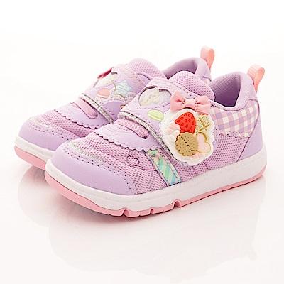 日本Carrot機能童鞋 2E抗菌後穩定款 TW1927紫(中小童段)