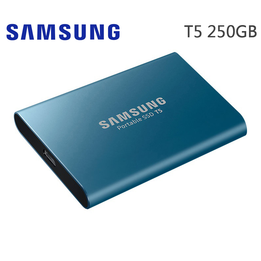 Samsung三星 T5 250G 外接式固態硬碟
