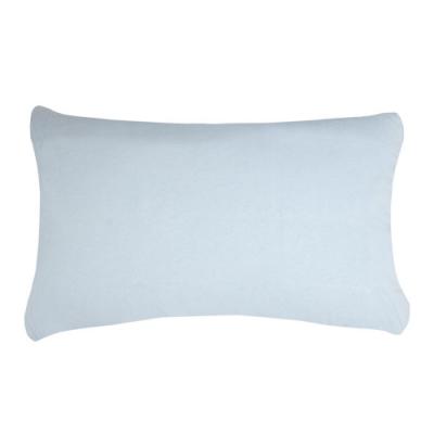 YVONNE COLLECTION 素面枕套-藍 (可搭配星空系列)