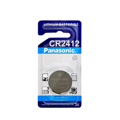 Panasonic 國際牌 CR2412 鈕扣型電池 3V專用鋰電池(單顆入)