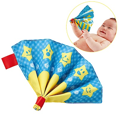 日本People-寶寶專用大扇子玩具(固齒器)