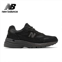 [New Balance]復古運動鞋_中性_黑色_M992EA-D楦
