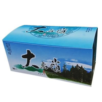 【新造茗茶】精選大禹嶺極品袋茶包 (30入/盒)