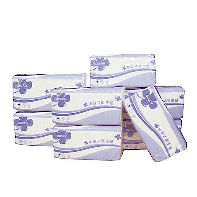 DUSKIN抽取式衛生紙(100抽x8包/串)