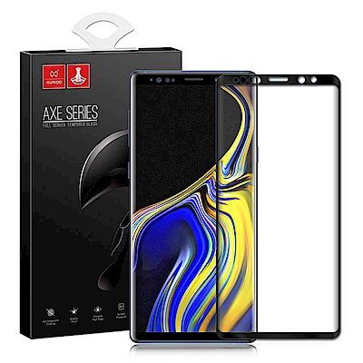 XUNDD Samsung Galaxy Note9 3D滿版9H鋼化玻璃保護貼...