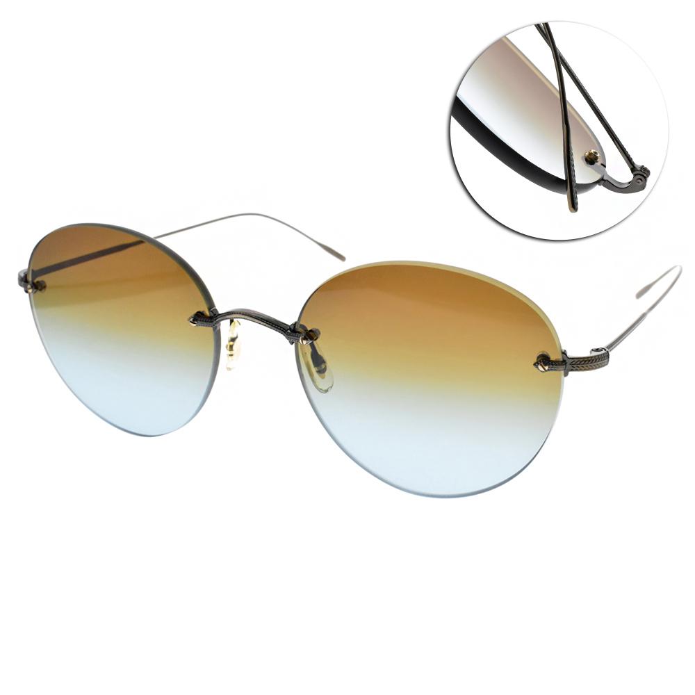 OLIVER PEOPLES太陽眼鏡 復古經典/銅 #COLIENA 52845D
