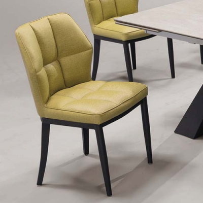 H&D 戈登綠皮餐椅