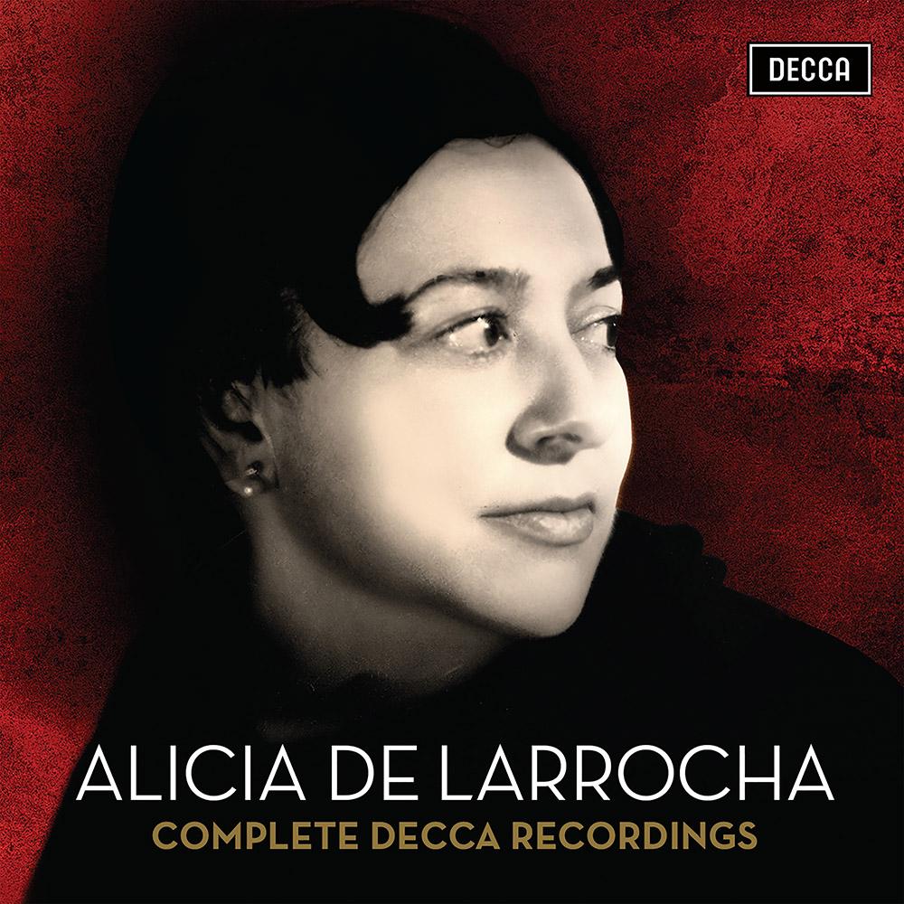 拉蘿佳/DECCA錄音全集(41CD)