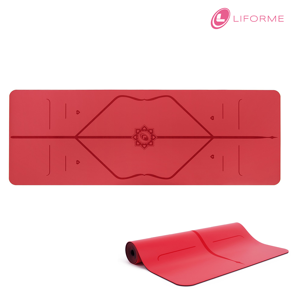 Liforme 經典瑜珈墊-珍愛限量版