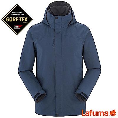 LAFUMA 男RAMBLER GTX 防水外套 LFV114046730 深藍