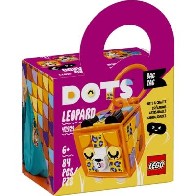 樂高LEGO DOTS系列 - LT41929 行李吊牌 豹