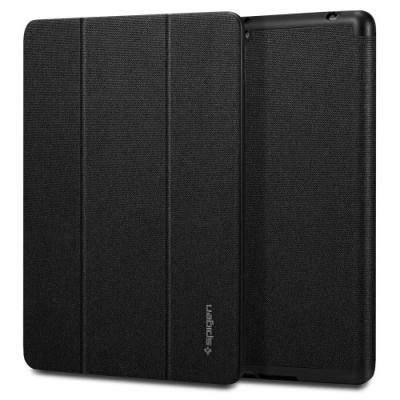 SGP / Spigen iPad 10.2吋 Uran Fit-布紋保護套(含Apple pencil槽)