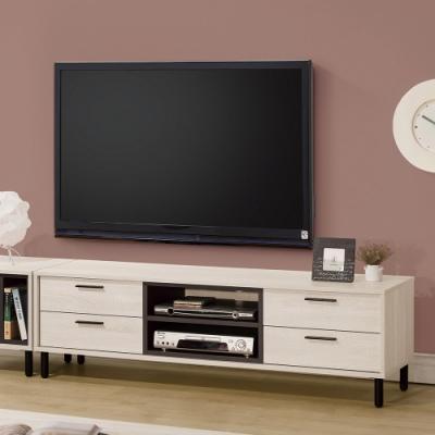 H&D 柏納德5尺電視櫃