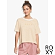 【ROXY】INFINITY IS BEAUTIFUL A 針織T恤 product thumbnail 1
