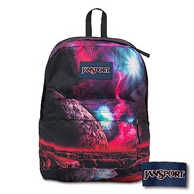 JanSport -HIGH STAKES系列後背包 -宇宙奧祕