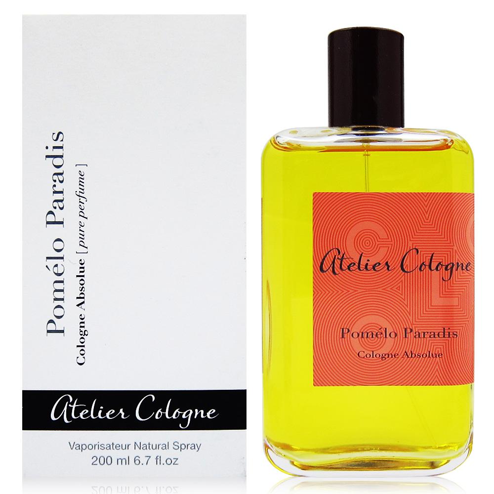 Atelier Cologne Pomelo Paradis柚香天堂香水200ml法國進口