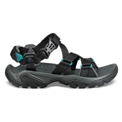 TEVA Terra Fi 5 Sport 女 經典水陸健行涼鞋 黑色