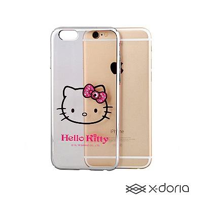 Hello Kitty iPhone 6/6s Plus 萌鑽系列電鍍保護殼