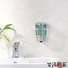 生活采家 幸福手感單孔手壓式給皂機500ml-典藏鍍銀