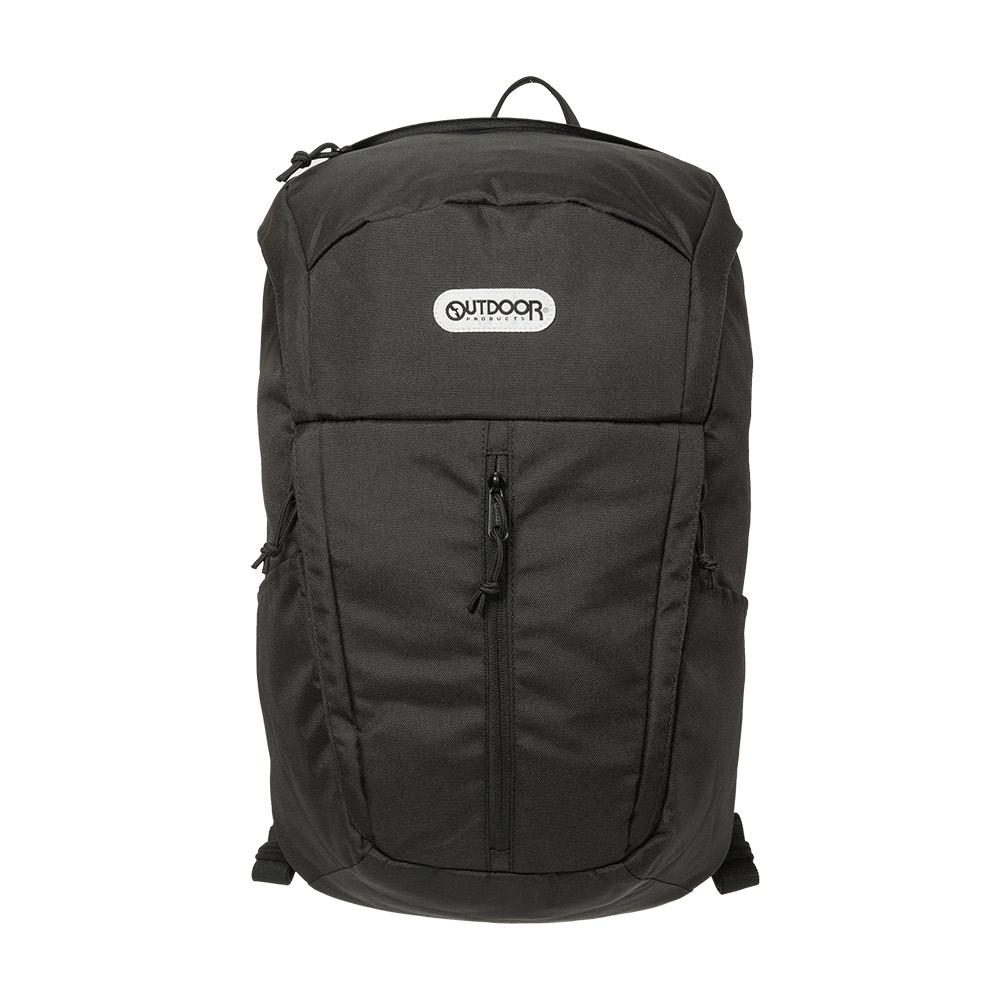 【OUTDOOR】風格前線-15.6吋筆電後背包-黑色 OD101109BK