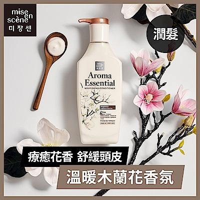 miseenscene魅尚萱 花漾糅香 滋養潤髮乳 500ML