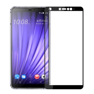 杋物閤 精品配件系列 For:HTC U19e 保護貼-精緻滿版玻璃貼