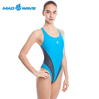 俄羅斯 邁俄威 女款連身泳衣 MADWAVE AMBITION
