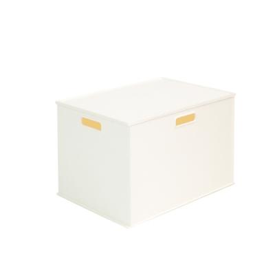 完美主義 附蓋塑膠收納盒-標準款3入組/收納箱/玩具收納(2色)