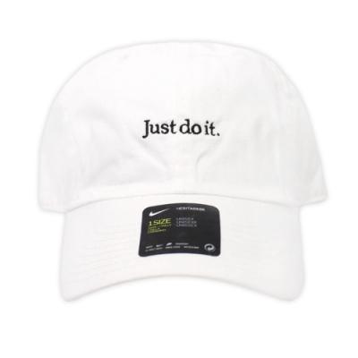 NIKE U NSW H86 CAP JDI WASH CAP 運動帽 - CQ9512100