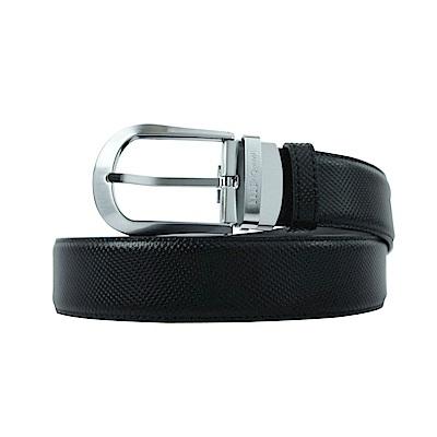 ELLEHOMME時尚雙面牛皮休閒皮帶-SEH7006S