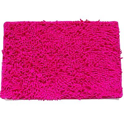 新一代 超細纖維珊瑚絨毛地墊 四入