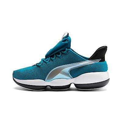 PUMA-Mode XT Iridescent TZ Wns 女有氧鞋-藍色