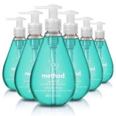 【箱購】Method美則-清泉洗手乳354ml x 6
