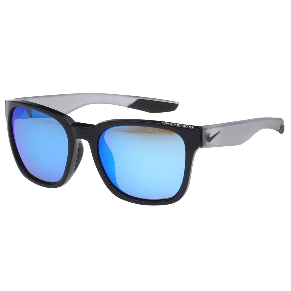 NIKE 水銀面太陽眼鏡(黑配灰)EVO0965