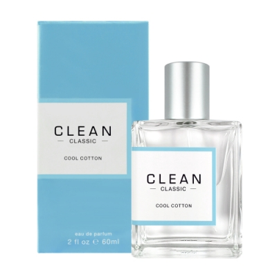 CLEAN 清爽棉花(冷棉)中性淡香精 香水 60ml Cool Cotton EDP