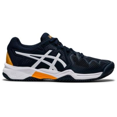 ASICS 亞瑟士 GEL-RESOLUTION 8 GS 兒童 (中童/大童) 網球鞋 童鞋  1044A018-403
