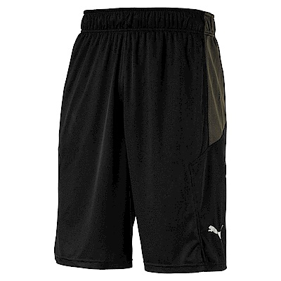 PUMA-男性訓練系列Energy網布11吋短褲-黑色-歐規