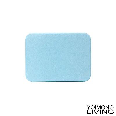 YOIMONO LIVING 珪藻土輕巧足適速乾地墊-藍色