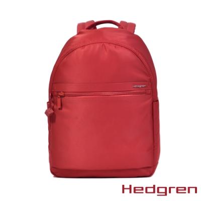【Hedgren】紅後背開口包(HIC11X L VOGUEXL)