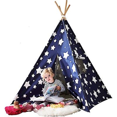 JAKO-O 德國野酷 居家印地安帳篷(房間布置/兒童派對)