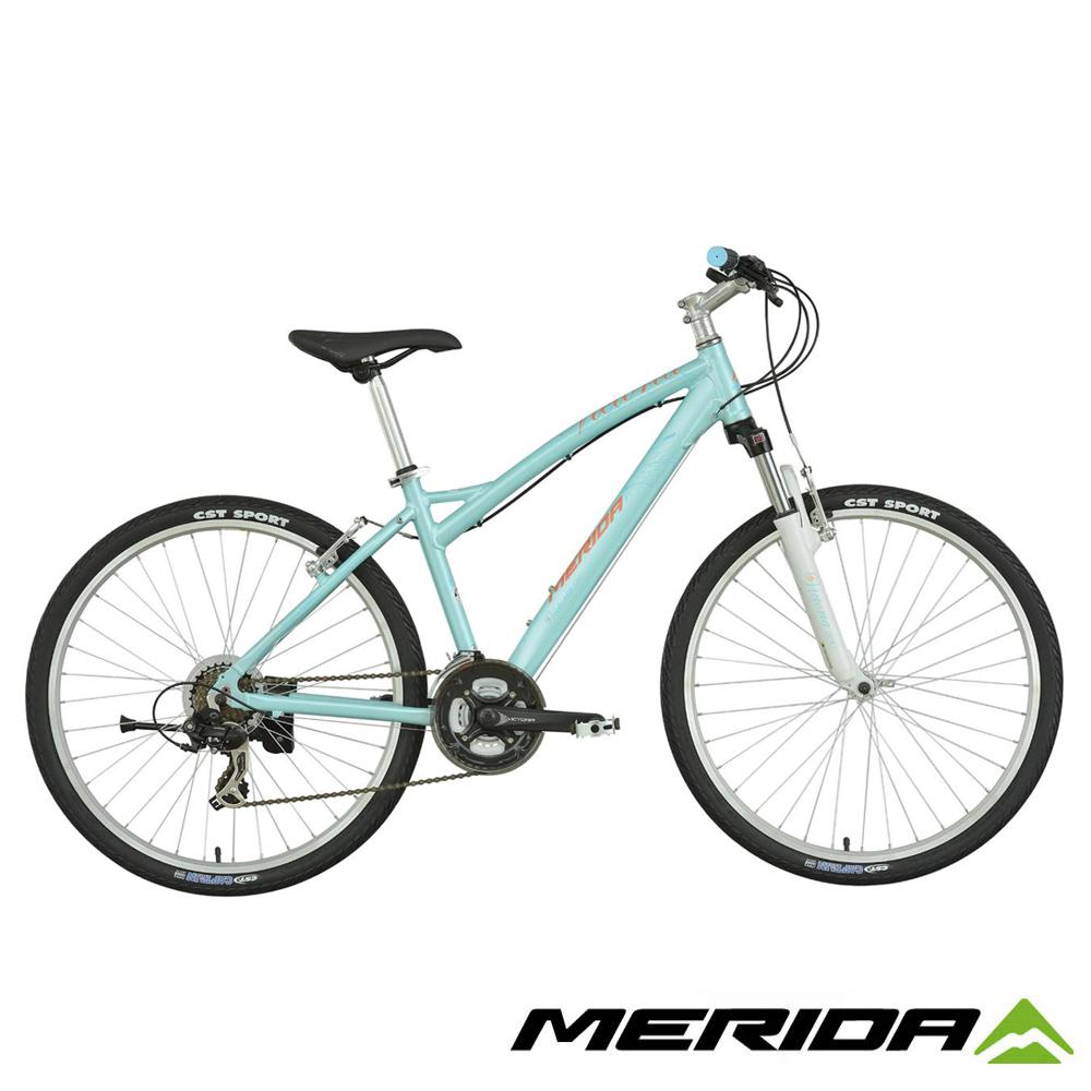 《MERIDA》美利達 女性登山車 維多利亞 500 水藍 2016