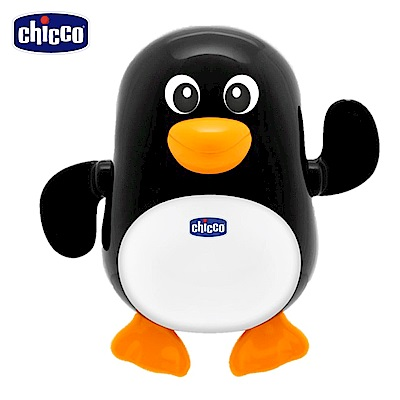 chicco-動感洗澡玩具(企鵝/青蛙)