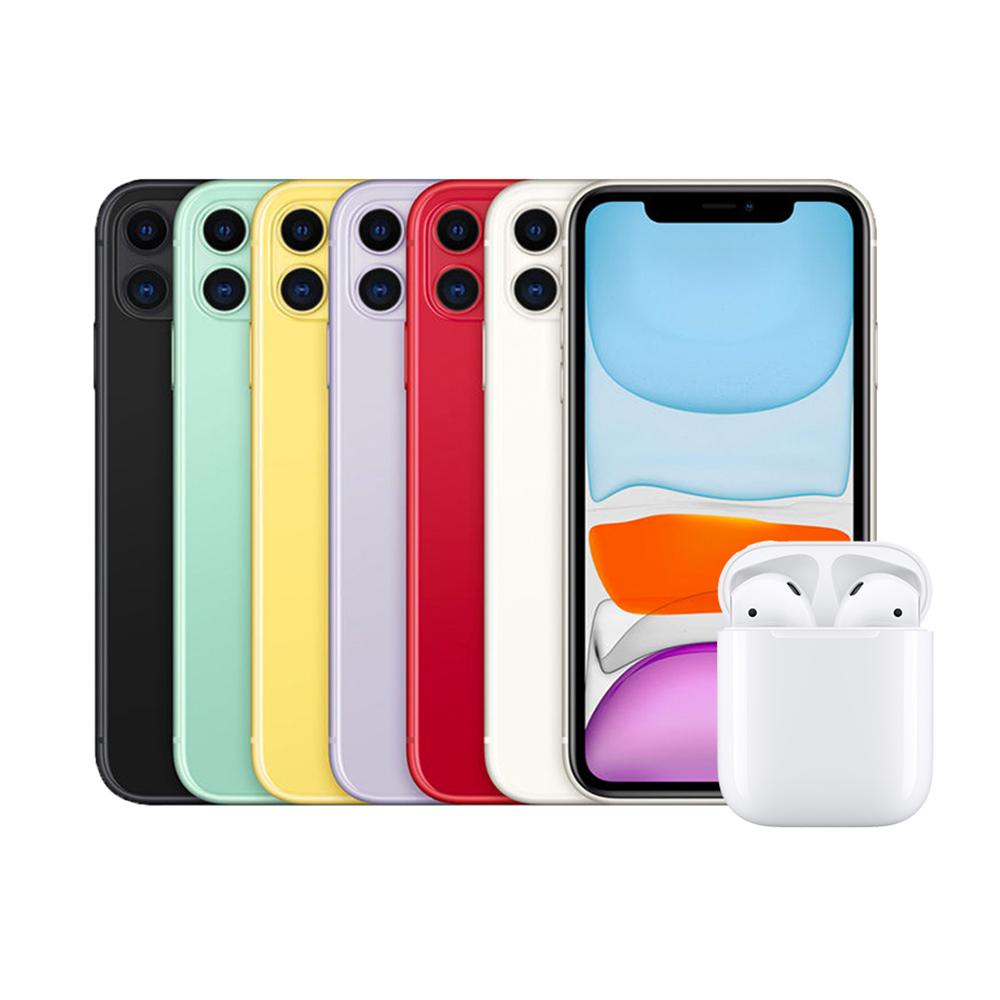 [送AirPods] Apple iPhone 11 128G 6.1吋智慧型手機