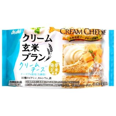 Asahi 玄米奶油起士風味餅(72g)